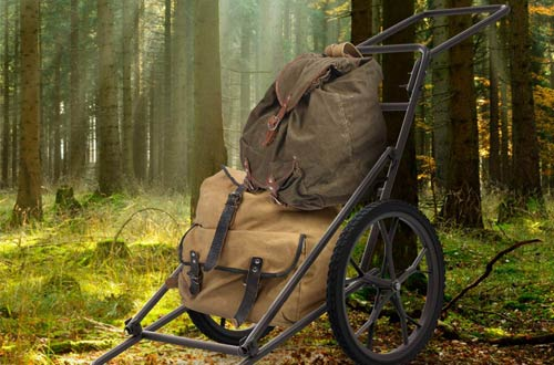 The Ideal Accessory for Deer Hunting: An Electric, Lightweight Cart