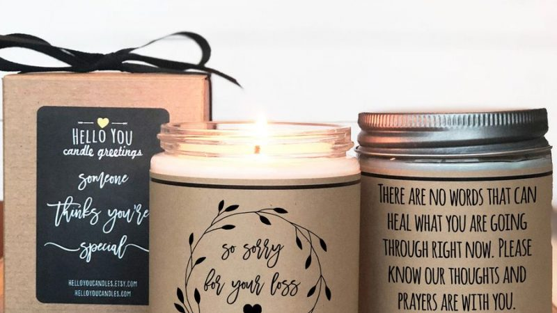 11 Memorial Gift Ideas To Give A Grieving Friend