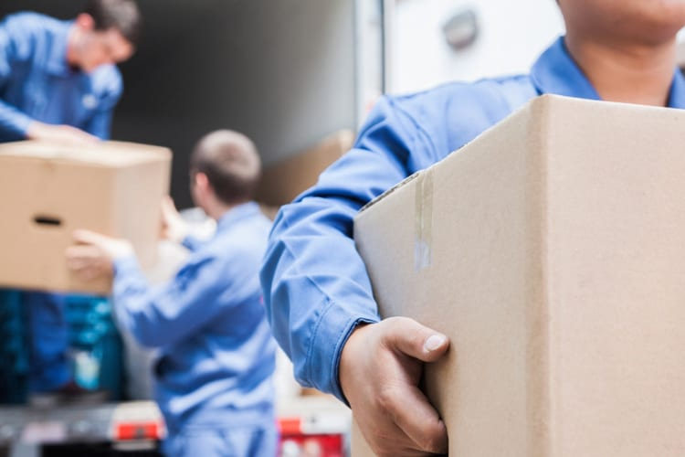 Choosing A Moving and Storage Company