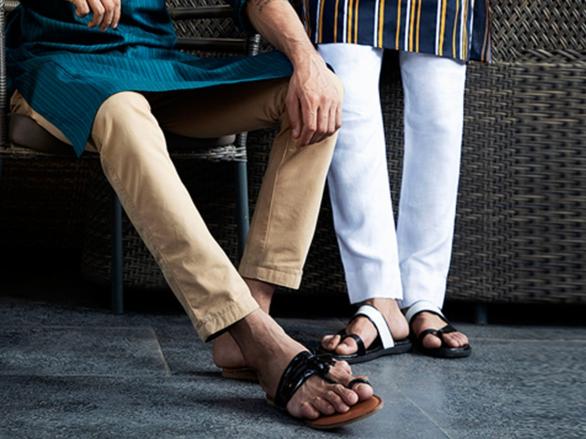 Easy Tips To Style Kolhapuri Chappals To Nail The Festive Look
