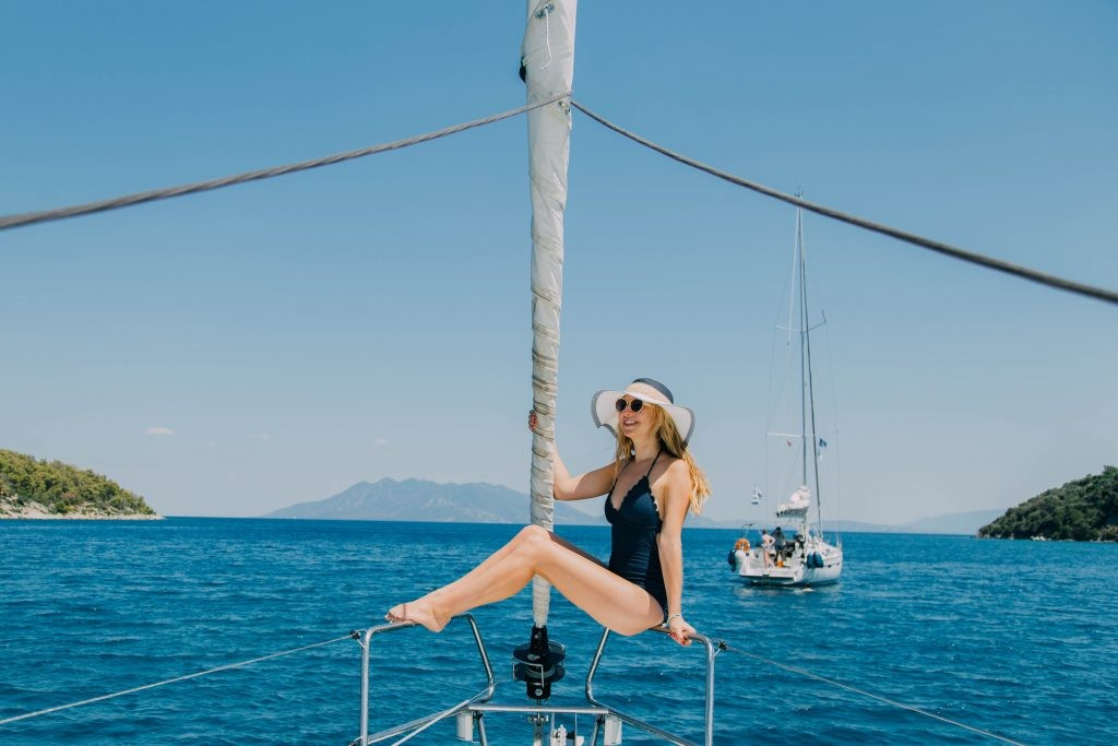 Discovering Greece: Sailing Through the Water