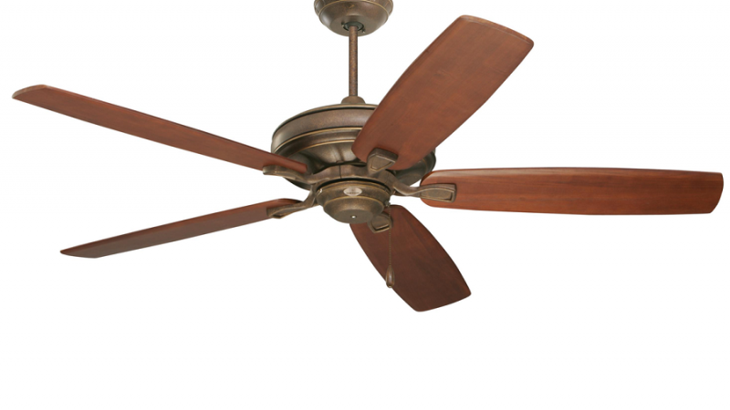 The Fan Specially Invented To Withstand Heat