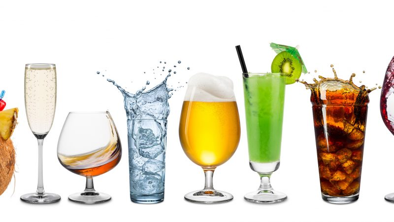 How to calculate the number of drinks for a party?