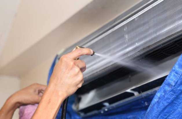 Performing Chemical Wash On Your Aircon, Why Is It Important?