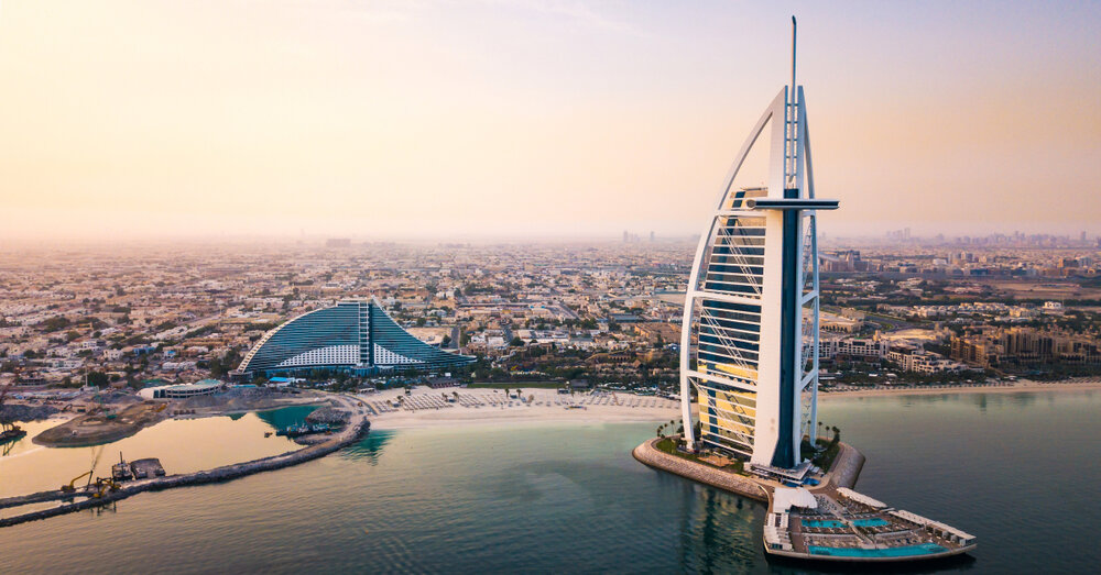 Top 7 tourist destinations within the United Arab Emirates