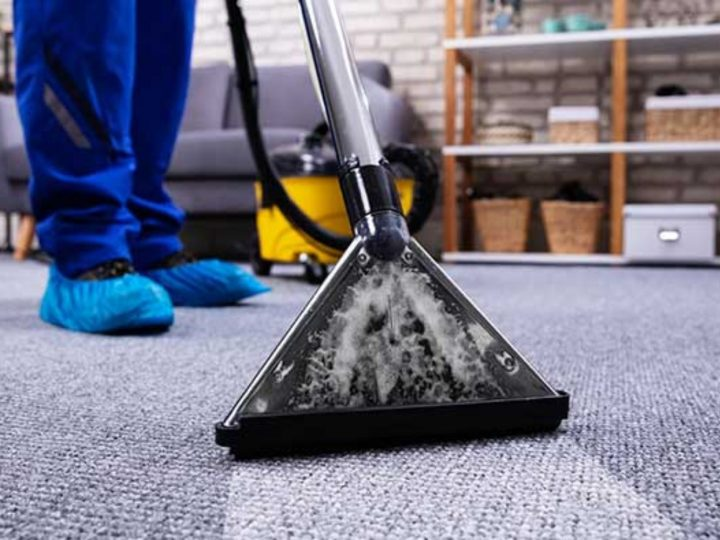 Selecting the right carpet cleaning service provider for the job